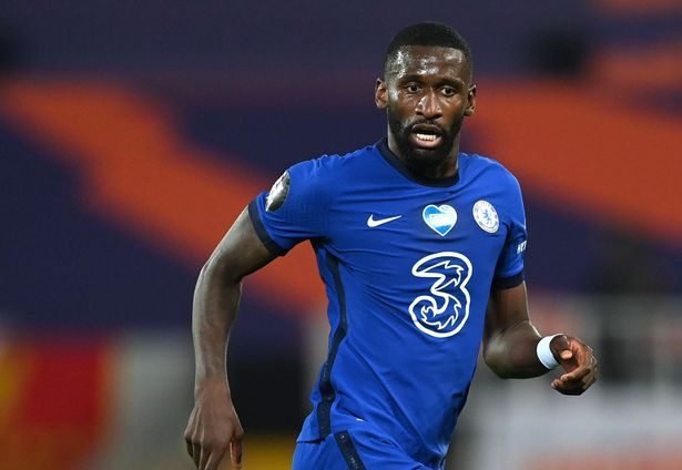Is Antonio Rudiger on the outer at Chelsea? Credit: Chelsea FC via Getty Images
