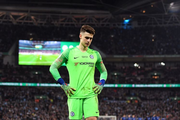 Football fans have heavily trolled and abused Kepa Arrizabalaga this and last season.