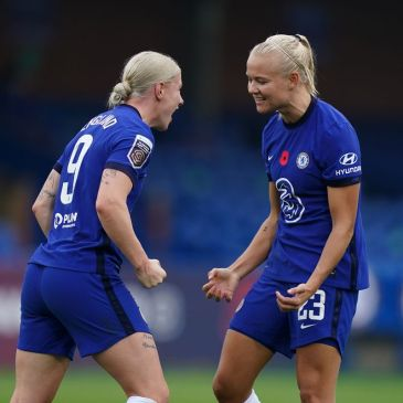 The Queens of Kingsmeadow.