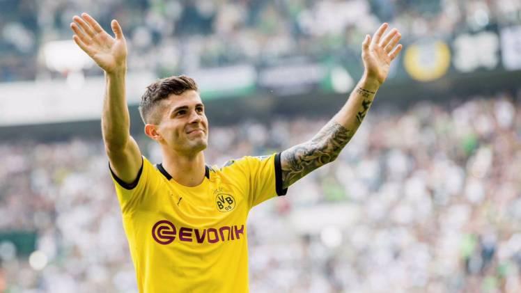 Christian at Dortmund