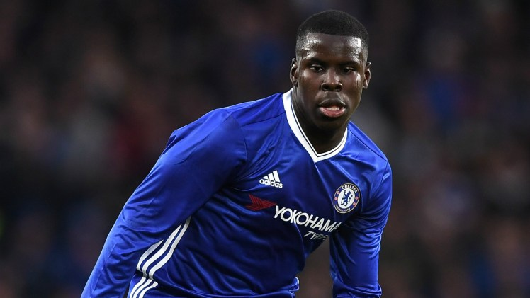 Early Chelsea years for Zouma