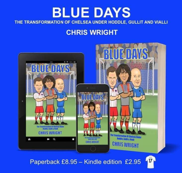 Reminisce about other great Blue Days in Chris Wright's book.