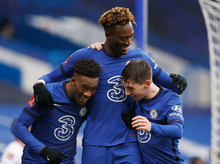 Will the youngsters be given a chance to shine like they did against Luton Town? Credit | Reuters via independent