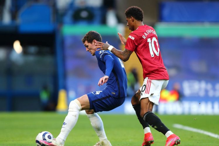 Andreas Christensen will likely start again at Anfield.