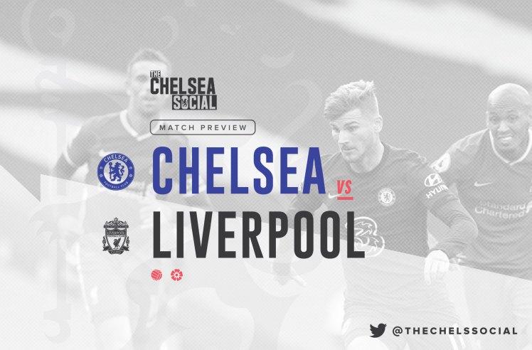Liverpool vs Chelsea Pre-Match Edit