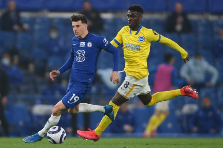 It ends Chelsea 0-0 Brighton despite the best efforts of Yves Bissouma and Mason Mount.
