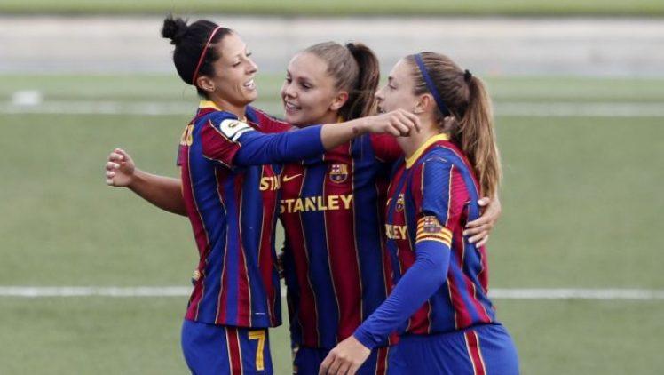 Jenni Hermoso and Lieke Martens - the key duo for Barcelona ahead of Chelsea Women vs Barcelona Femeni.