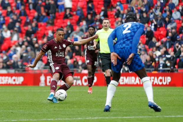 FA Cup Final: Chelsea 0-1 Leicester - Fox Off VAR - The ...