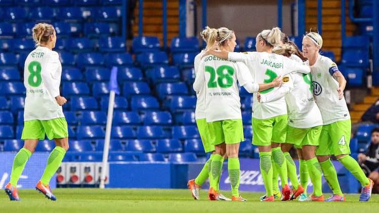 VFL Wolfsburg Frauen - our UEFA Women's Champions League nemesis.