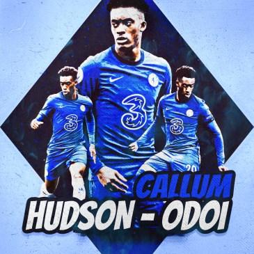 Callum Hudson-Odoi - @hnt_graphics