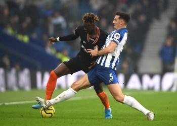 Tammy Abraham vs Brighton
