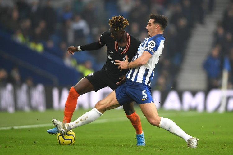 Tammy Abraham vs Brighton