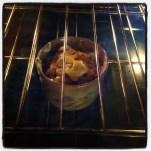 Baking macaroni