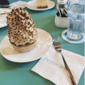Smores cupcake!