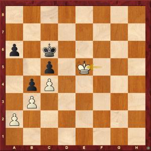 4 Taimanov Stalemate