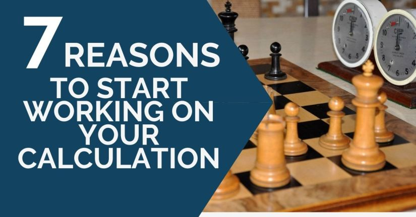 7 Reasons to Start Working on Your Calculation