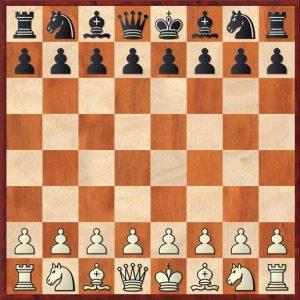 setup chess board