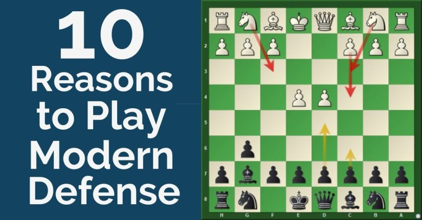 10 Reasons to Play Modern Defense in Blitz