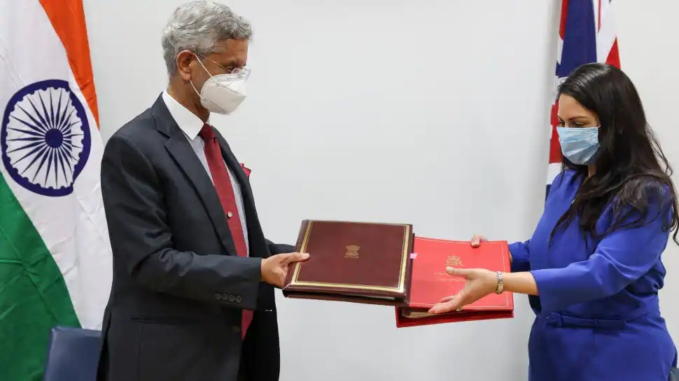 India-UK sign Migration and Mobility Partnership Agreement to boost work visas for Indian nationals