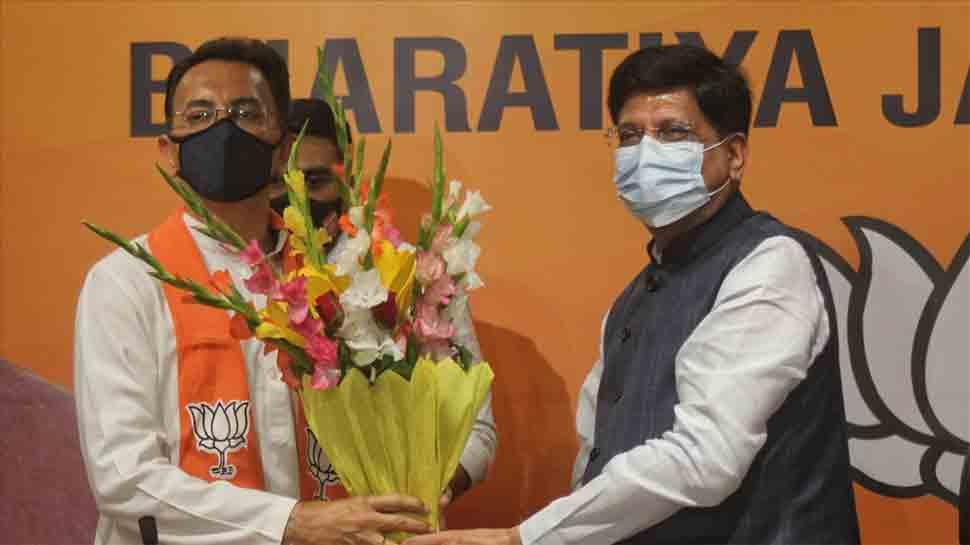 After Jitin Prasad, will more Congress rebels join BJP ahead of Uttar Pradesh assembly polls?