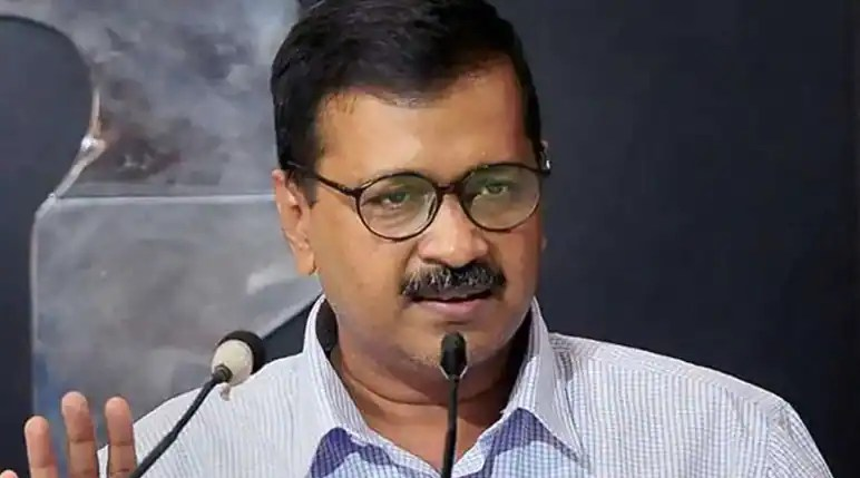 CM Arvind Kejriwal encourages 45+ to visit nearest polling booths for vaccination
