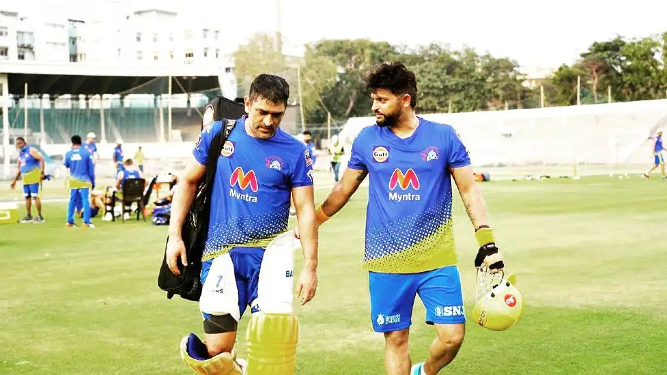 IPL 2021: MS Dhoni knew how to get 'best out of me', says CSK teammate Suresh Raina