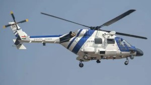 Indian Coast Guard inducts 3 indigenously-built advanced light helicopters ALH MK-III