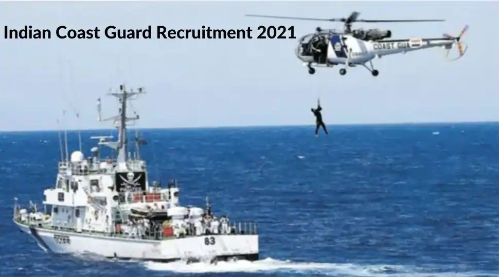 Indian Coast Guard recruitment 2021: Notification out for 350 vacancies, know eligibility, important dates