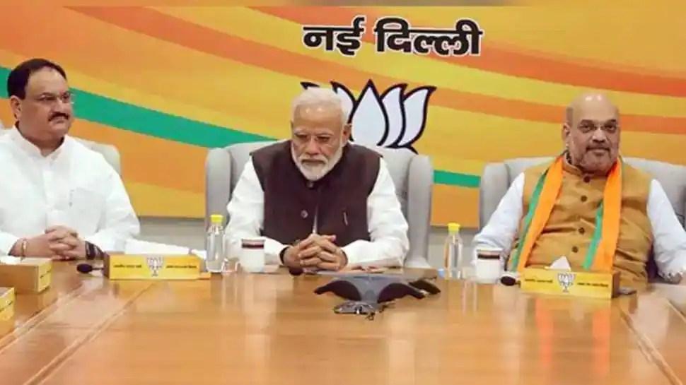 PM Narendra Modi meets Amit Shah, JP Nadda amid speculations of Cabinet reshuffle