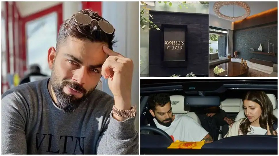Virat Kohli's lavish lifestyle: From ultra-expensive watch collection to swanky rides, a list of costly items owned by Indian captain
