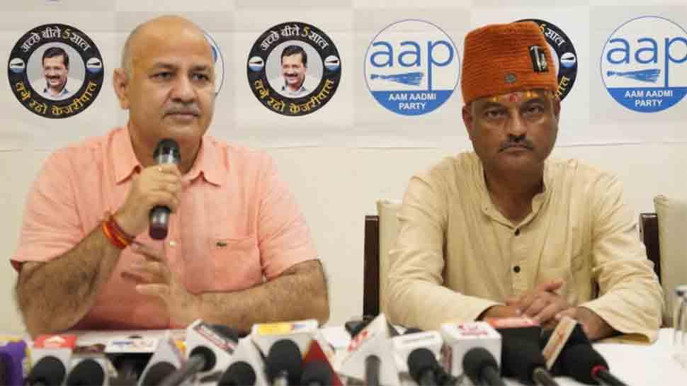 BJP appointed 3 'zero-work ministers' as UttarakhandCM in last 5 years: Manish Sisodia