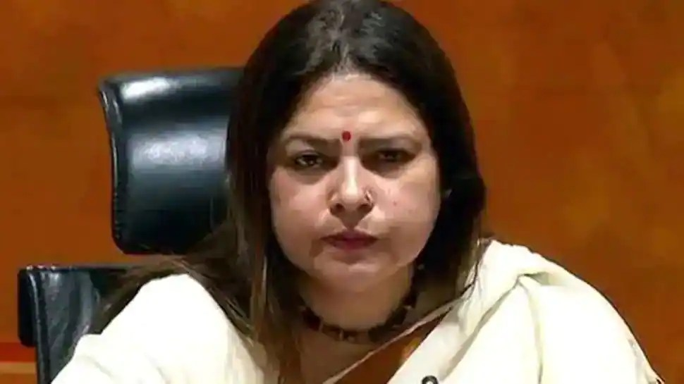 Concocted, fabricated and evidence-less, says Union minister Meenakshi Lekhi on Pegasus snooping allegations