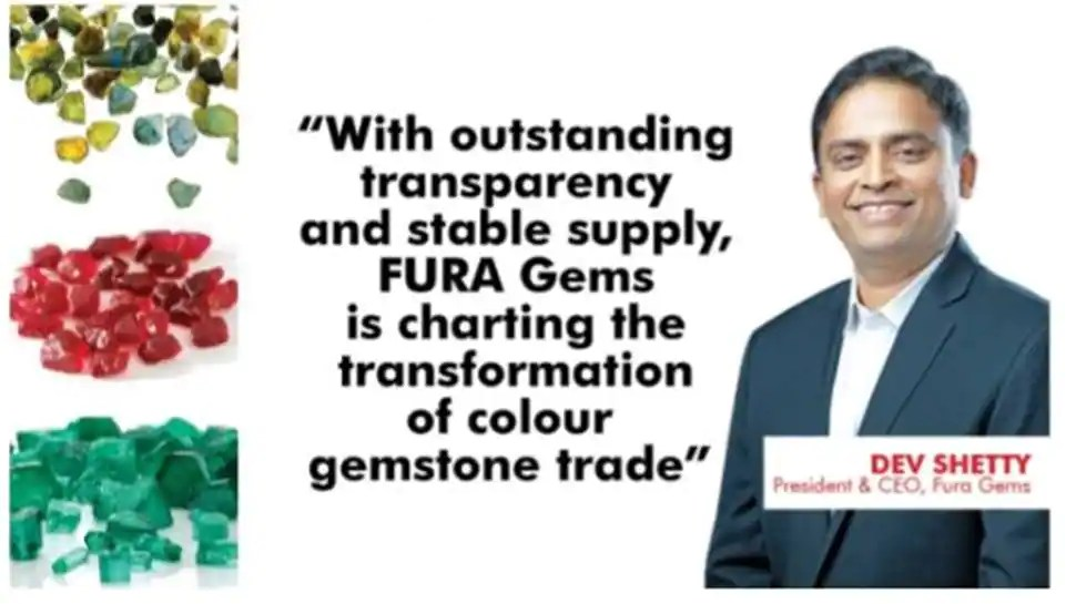 FURA Gems promises outstanding transparency and stable supply