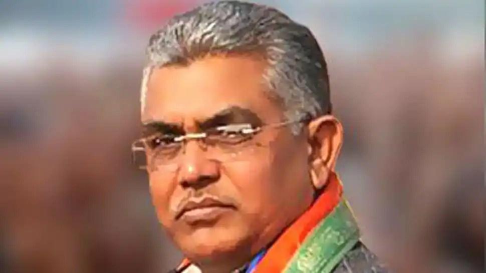 Mamata Banerjee uses Pegasus, spies on even TMC leaders: West Bengal BJP chief Dilip Ghosh