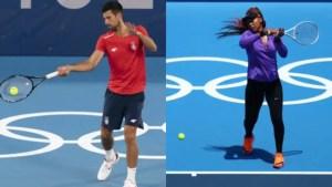 Tokyo Olympics 2020: Naomi Osaka and Novak Djokovic remain on track for gold medals
