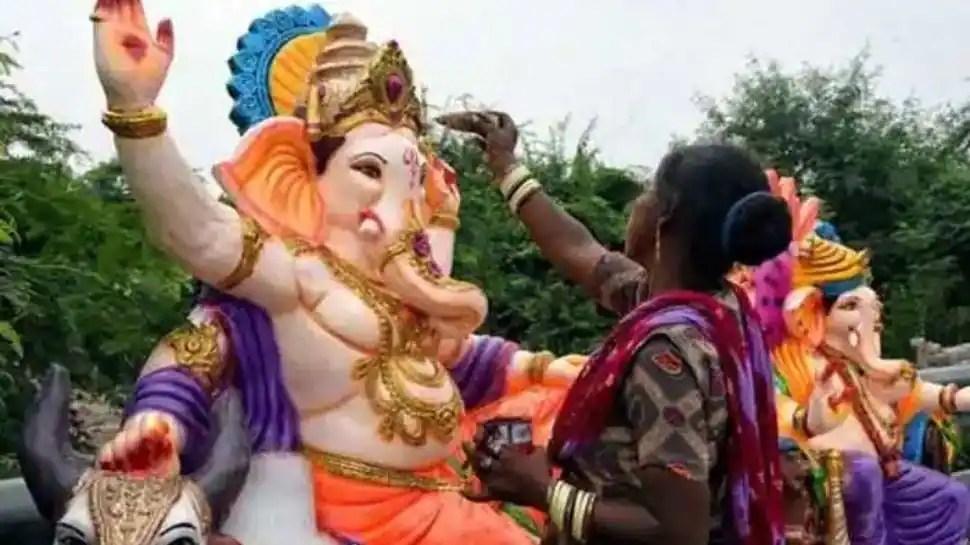 Amid COVID-19 and dengue scare, Uttar Pradesh bans installation of idols at public places on Ganesh Chaturthi