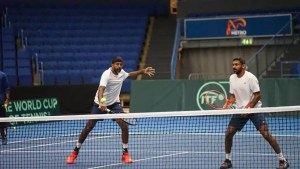 Davis Cup: Rohan Bopanna, Ramkumar Ramanathan sink in must-win doubles tie