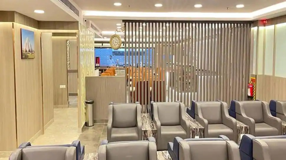 Good news for train passengers! IRCTC to open another world-class executive lounge at New Delhi Railway Station, check details