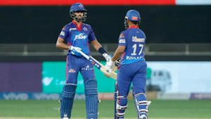 IPL 2021: All-round DC thrash SRH by 8 wickets to go on top of points table