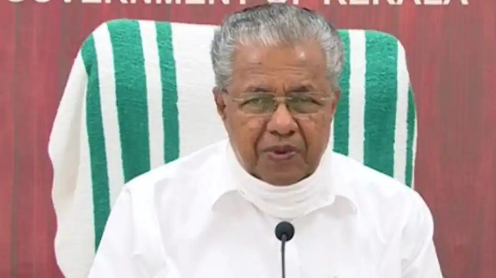 Kerala to complete first dose of vaccination of all above 18 years by September 30: CM Pinarayi Vijayan