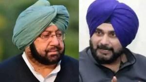 Navjot Sidhu is anti-national, a security threat to Punjab and nation: Amarinder Singh