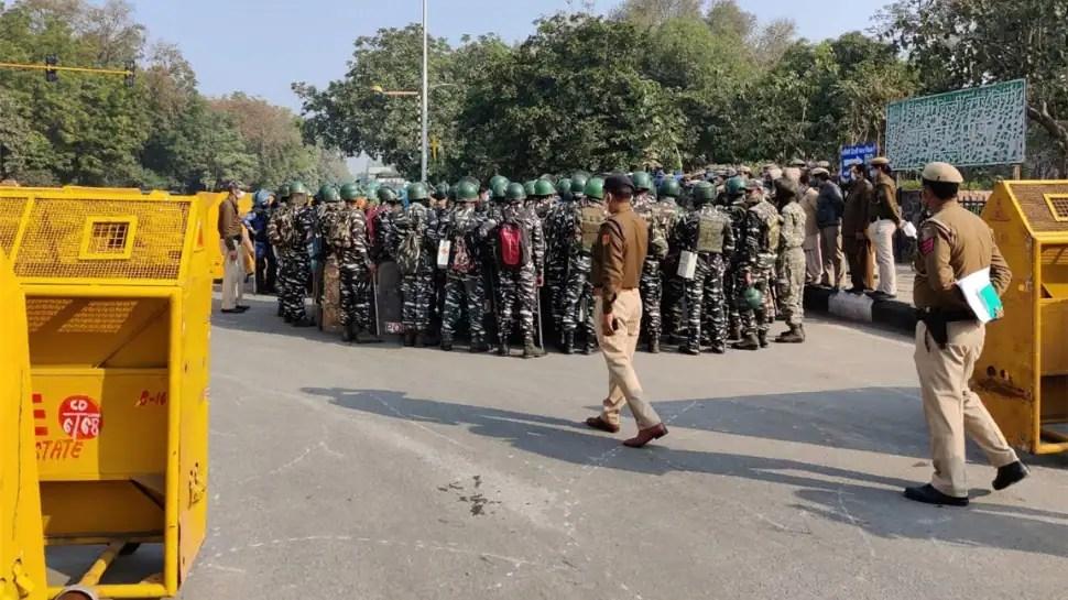 Pak-organised terror module busted, Delhi Police arrests two terrorists