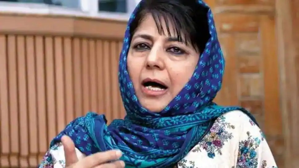Taliban becoming reality now, if they follow real Sharia rules they can set example: PDP chief Mehbooba Mufti