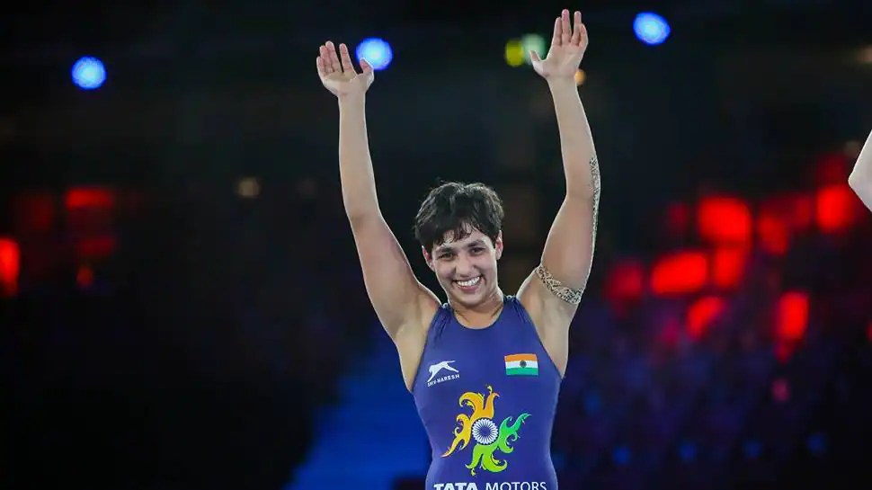 Anshu Malik wins historic silver in Indian women's best show at World Wrestling