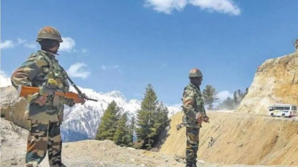 Breaking: Indian Army stopped Chinese troops at Arunachal border in latest face-off