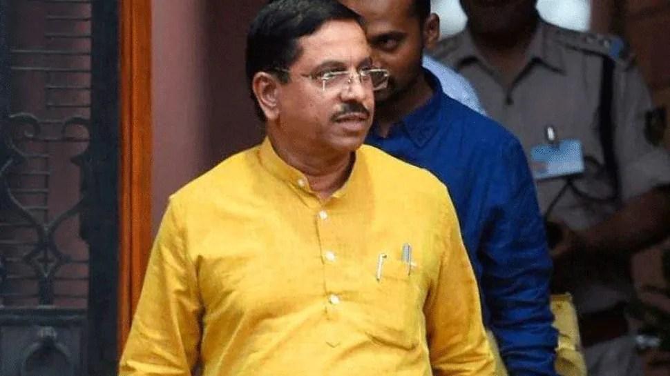Coal shortage due to rains: Minister Pralhad Joshi