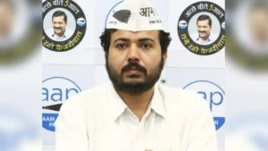 Delhi MCD neither paid salary nor renewed contracts of guest teachers for one-and-a-half years: AAP's Durgesh Pathak