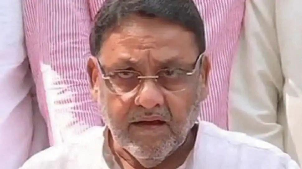 Drug seizure case: Nawab Mallik's new allegation, says BJP leader's brother-in-law let off by NCB