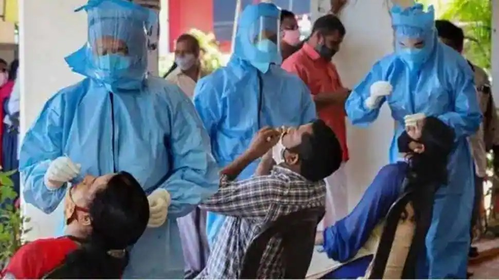 India registers 18,987 new COVID-19 cases, dip of 1067 cases in last 24 hours