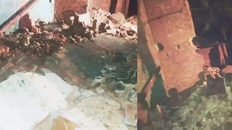 Karnataka: Seven, including children dead as house collapses in Belagavi district